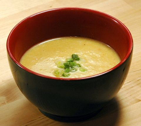 Banana Pepper Soup by Elle Bee - Vegetarian Recipes Wiki