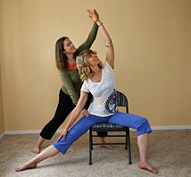 #Ananda #Yoga #Therapy Training program-among the first ever programs to receive accreditation.