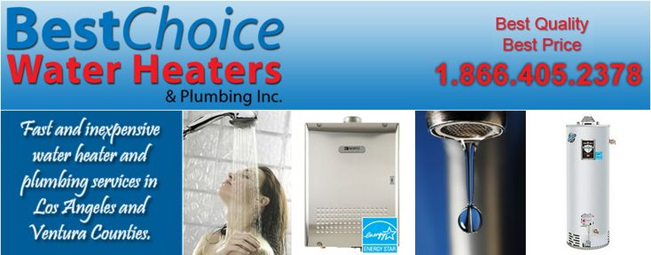 Gas Tankless Water Heaters | Tankless Hot Water Heater | Installation & Repairs | Los Angeles & Ventura County
