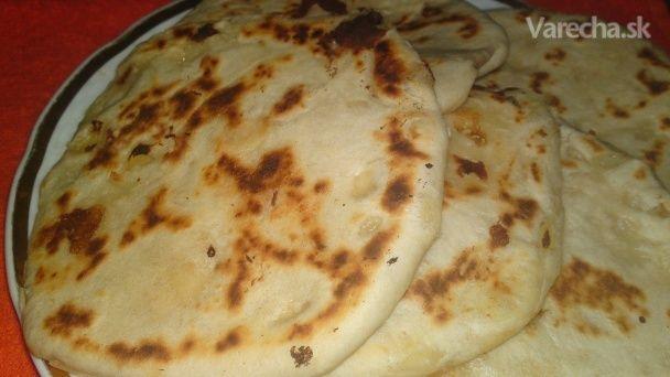 Pupusas  - Salvadorské chlebové placky (fotorecept)