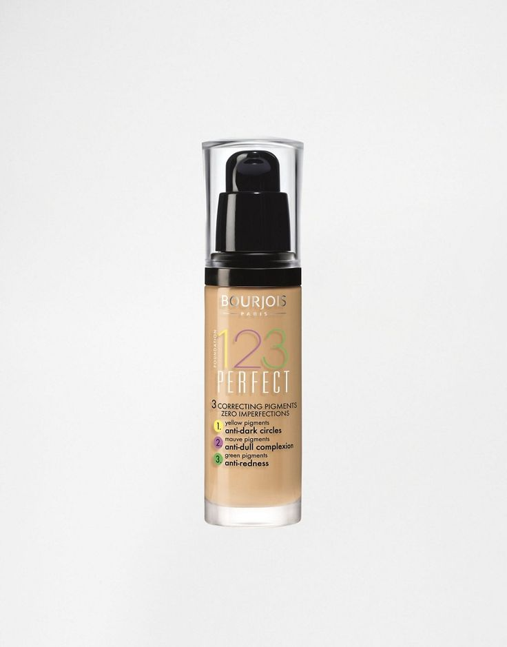 Image 1 of Bourjois 123  Perfect Foundation