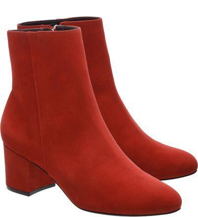 Bota Block Heel Scarlet - Schutz