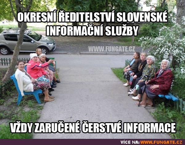 Okresní ředitelství slovenské informační služby