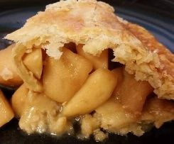 Jamie Oliver's Amazing Apple Pie by MTR My Thermie Rules on www.recipecommunity.com.au