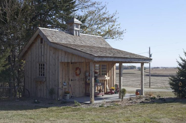 Barn Other Structures | Garden Sheds Post and Beam Projects | Photo Gallery