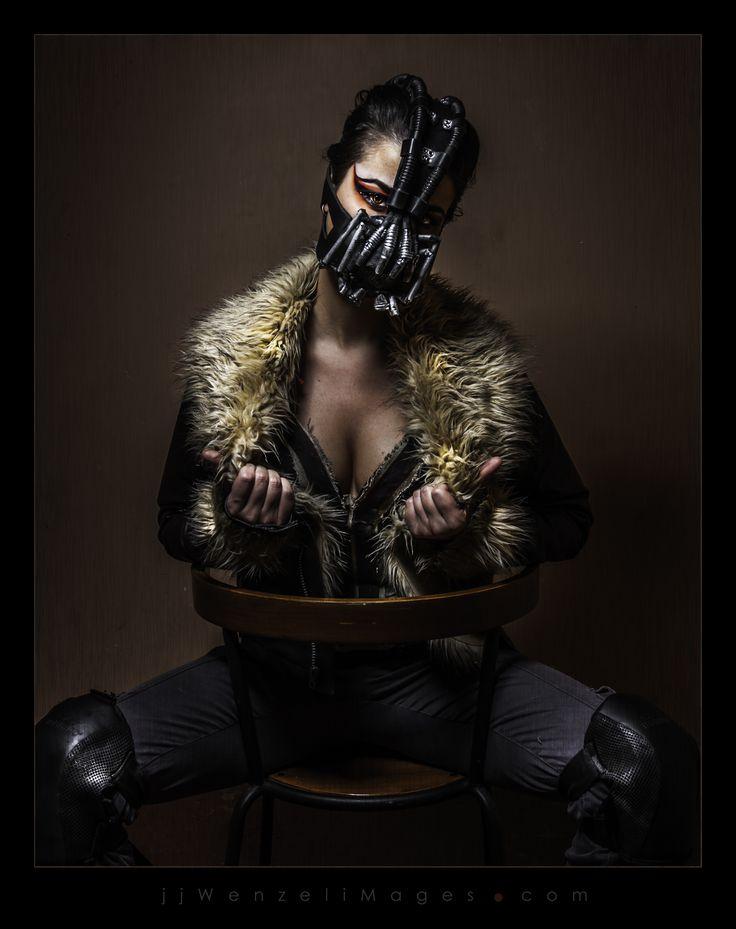 An incredible genderbent Bane cosplay. - 10 Bane Cosplays