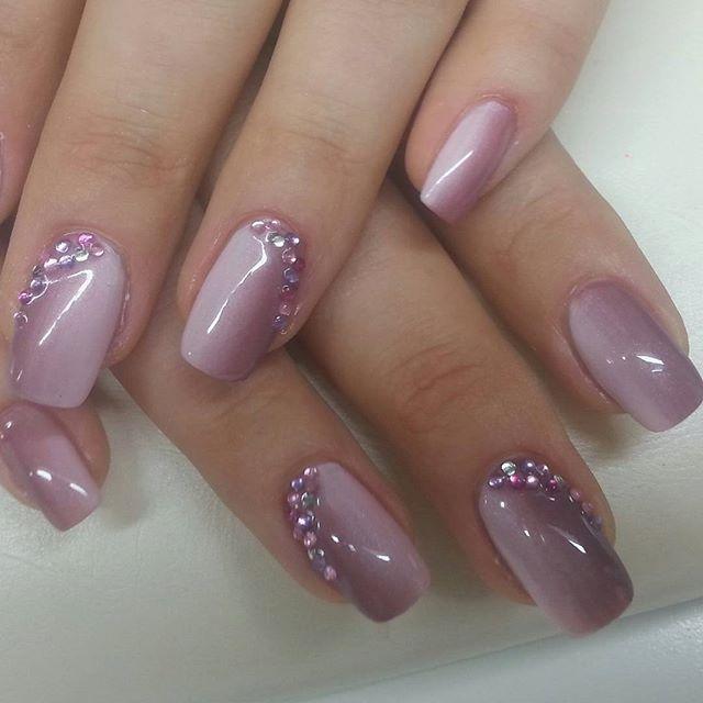 Kristina Gurina #Nagelstudio mannheim #nagelmodelage #nageldesign #nailsofinstagram – Fingernägel