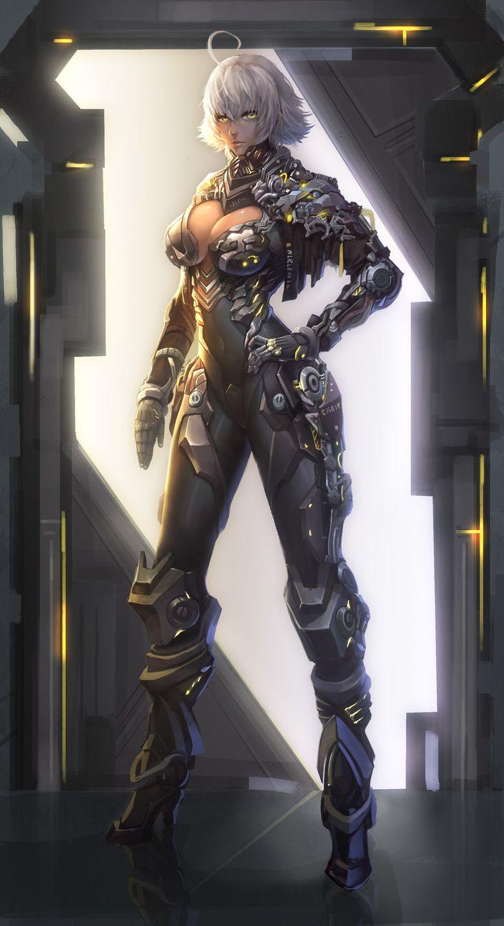 Cyborg, airlemi linth on ArtStation at https://www.artstation.com/artwork/cyborg-428ec267-ee55-49e1-a178-4e47eb2753e1