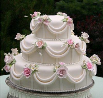 Decoracion De Tortas para matrimonio