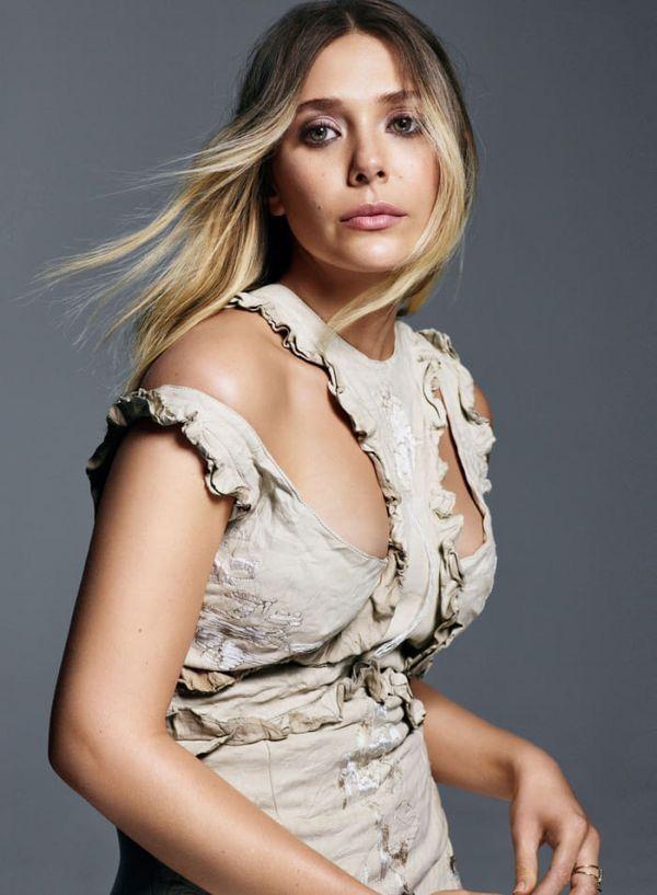 Beautiful Elizabeth Olsen