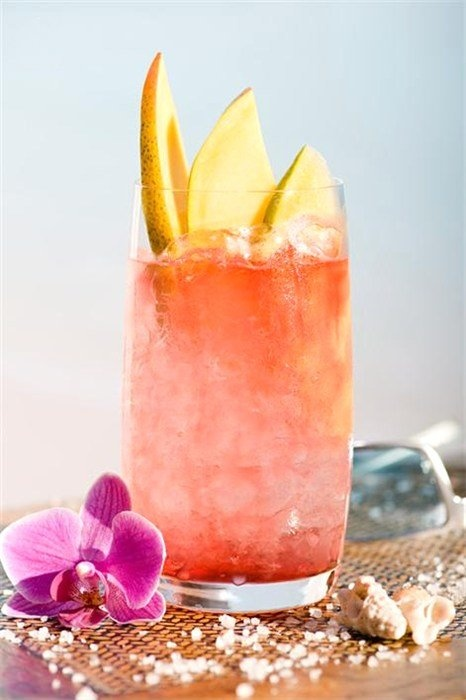 Sex On The Beach #drink #recipe