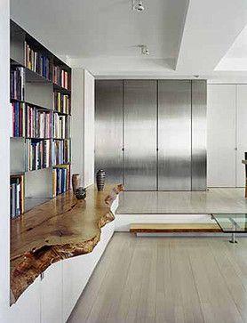 Live Edge Shelf Design Ideas, Pictures, Remodel, and Decor
