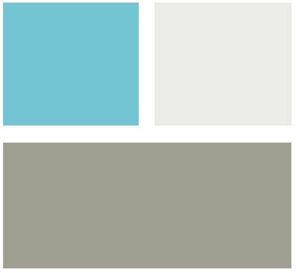 25 melhores ideias sobre quartos cinza turquesa no for Paleta de grises para paredes