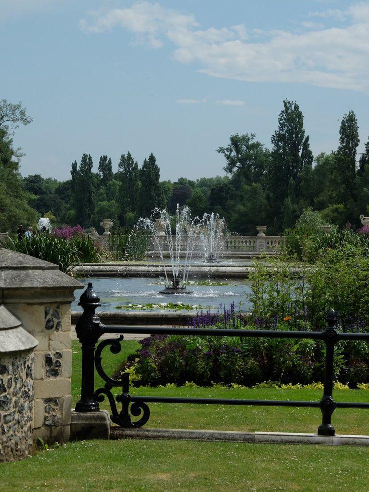 Hyde Park : Italian Gardens (Londres / Angleterre)