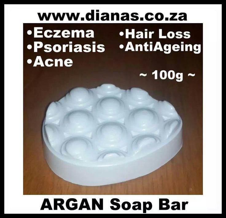 Argan soap bar