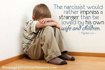 ♥ ♥ Narcissist Quotes - quotes about narcissistic people and narcissism. (They think being a tyrant and a bully is disciplinary. I cant even ask for help from him w/o it turning into this. I am basically a married single parent without hope of it ever changing.)