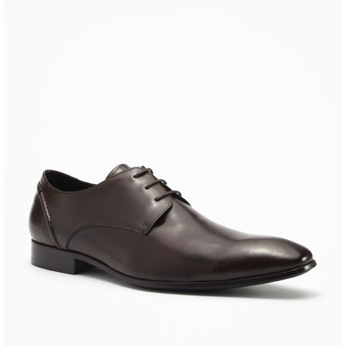 New York Tip Top Leather Shoe - Men's - Brown from Kenneth Cole on Catalog  Spree