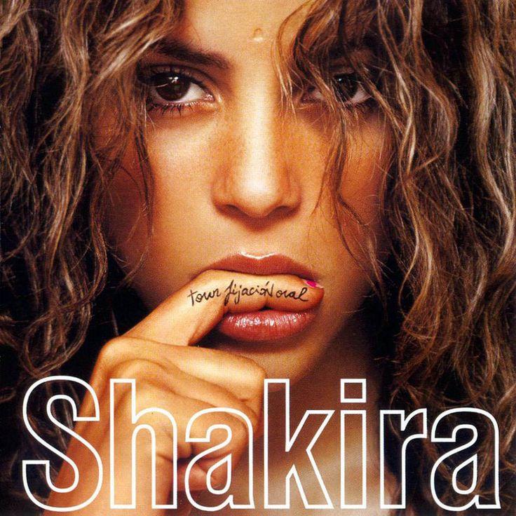 shakira pies descalzos album | Las transformaciones de la reina: Shakira a través del tiempo