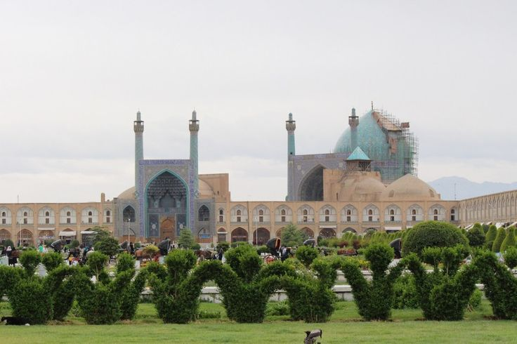 50-Best Holiday Destinations: Isfahan (Esfahan), Iran