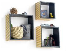 Image result for square box shelves