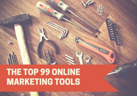 99 Online Marketing Tools You Won't Be Able to Live Without | WordStream