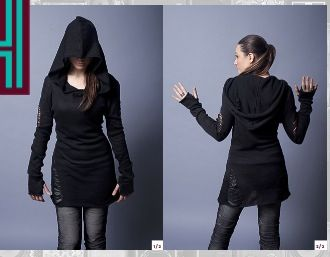 Shadowhunter sweatshirt for sure!