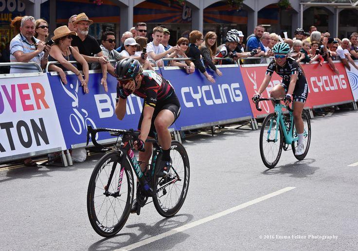 https://flic.kr/p/JziG2F   Women's National Road Race Championships   Stockton on Tees - June 2016