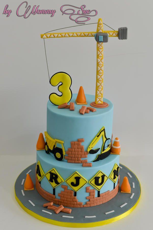 Bob The Builder Cake Topper Nz