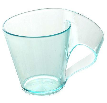 Posh Party Supplies - Green 2.7 oz. Tiny Tonics (Coffee Mugs) - 64 Plastic Mugs, $47.89 (http://www.poshpartysupplies.com/elegant-dinnerware/posh-minis/green-2-7-oz-tiny-tonics-coffee-mugs-64-plastic-mugs/)