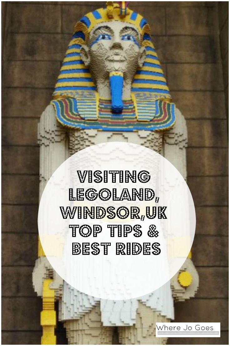 Legoland, Windsor, UK Theme parks Lego England Days out with children Visit England London Day trips from London Windsor Family friendly days out Days out and attractions Rides Top Tips