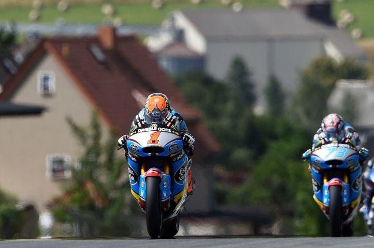 Rabat, German Moto2 2015