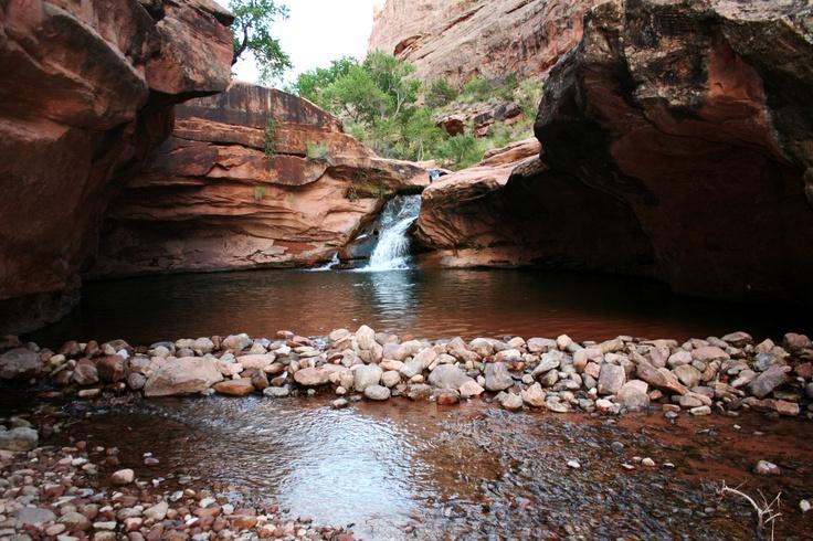 Mill Creek Canyon, Left Hand, Moab/Utah | Colorado/Utah ...