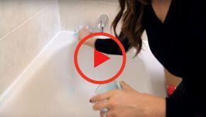 Nikto nechápal, že jej kúpelňa vonia tak nádherne. Až ale uvidíte tento jednoduchý trik, vyskúšate to tiež!