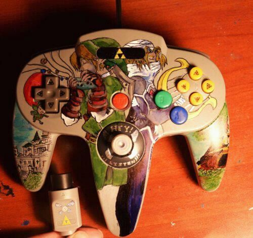 32 Best Custom N64 Mods Images On Pinterest Videogames