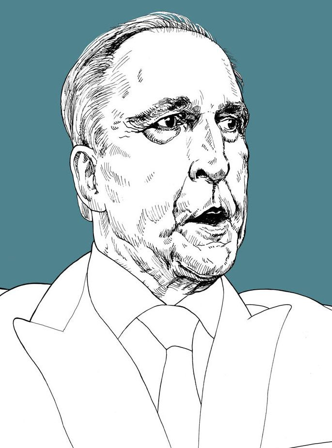 Lew Keilar - The Drawing Arm :: Illustration Agency