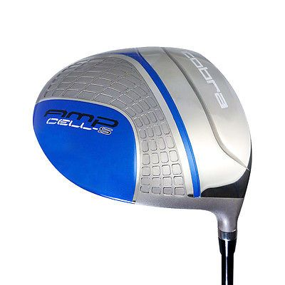 Cobra Golf Clubs Blue AMP Cell-S 460cc Driver  NEW