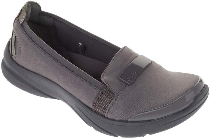 As Is Bzees Lipstick Washable Slip-On