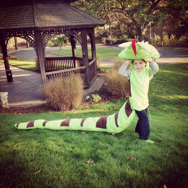 how to make a snake tail costume