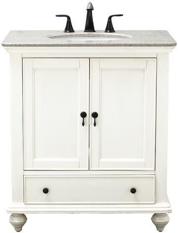 Newport Wide Bath Vanity - Bath Vanities - Bath Vanity Cabinets - Bathroom Vanities   HomeDecorators.com