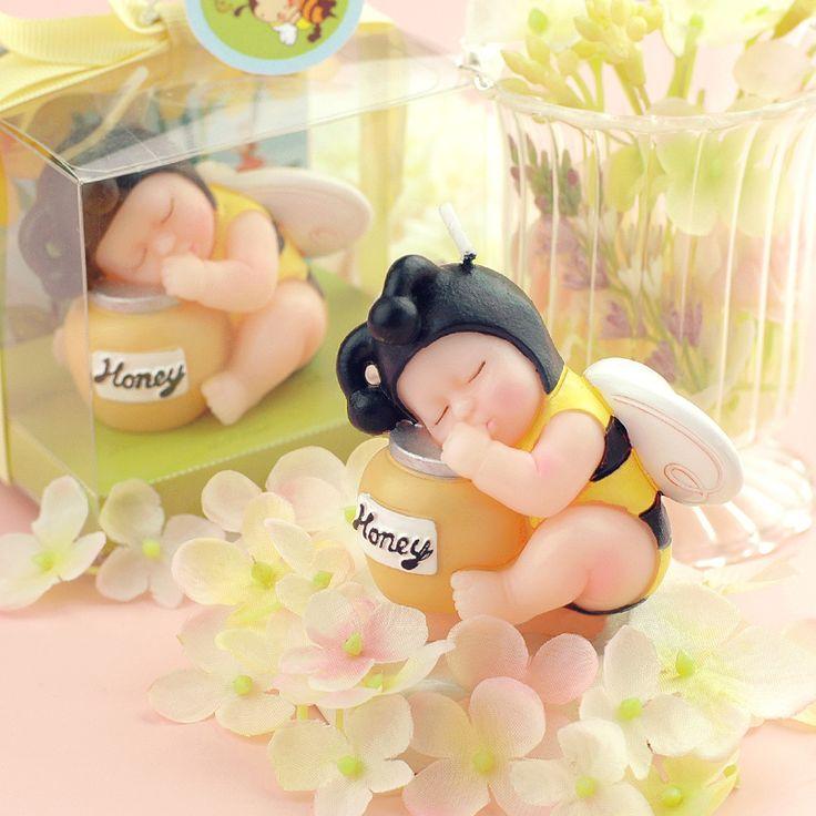 Cheap Il rifornimenti del partito di festa della candela di compleanno api bambino full moon cake candela di cottura accessori regalo di compleanno, Compro Qualità   direttamente da fornitori della Cina: