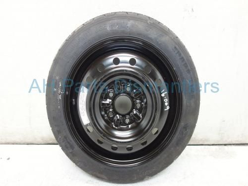 Used 2014 Honda Accord SPARE TIRE WHEEL DONUT  42700-T2A-A52 42700T2AA52. Purchase from https://ahparts.com/buy-used/2014-Honda-Accord-Rim-SPARE-TIRE-WHEEL-DONUT-42700-T2A-A52-42700T2AA52/114027-1?utm_source=pinterest