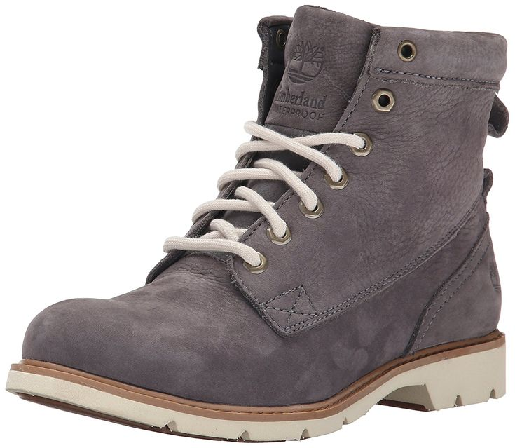 Timberland Women's Bramhall 6' Lace-Up Waterproof Boot ** You can find out more details at the link of the image.
