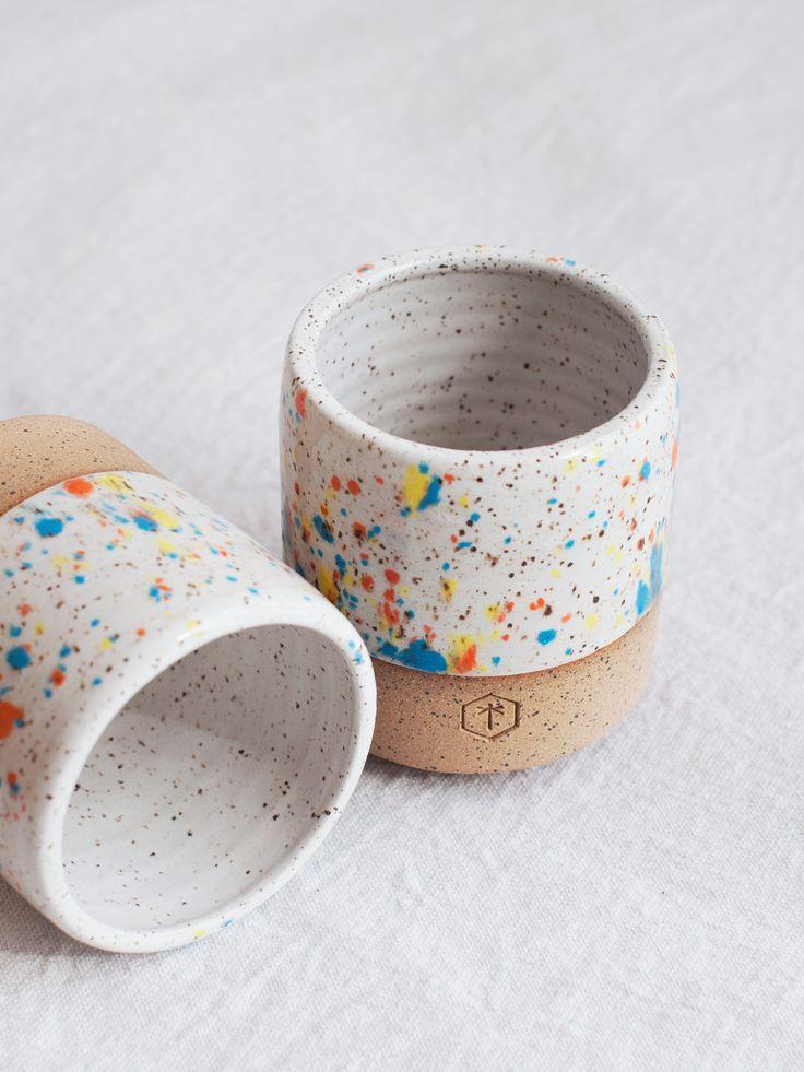 Sprinkles Short Mug