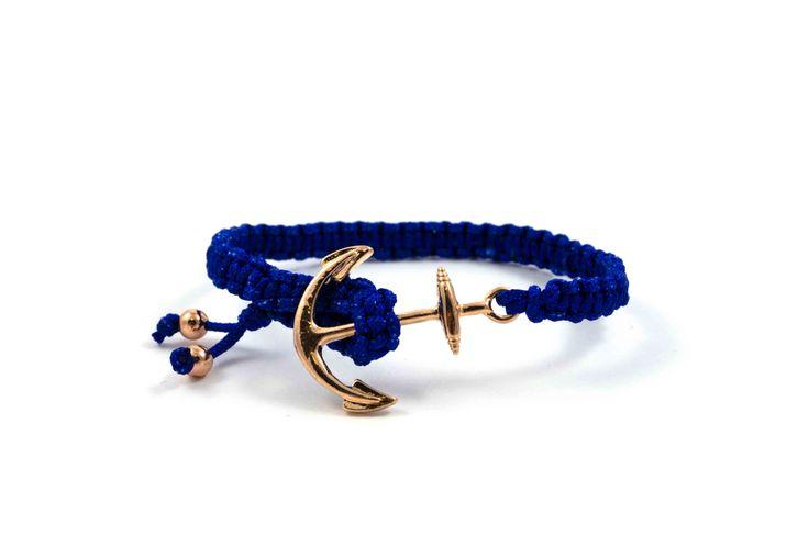 Bransoletka marynistyczna - #Stylenaut  #nautica bracelet