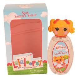 Lalaloopsy Eau De Toilette Spray (Spot Splatter Splash) By Marmol & Son