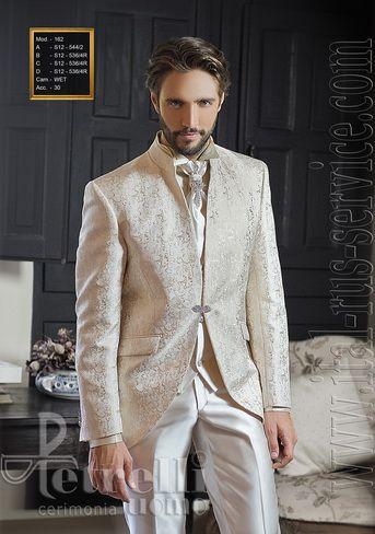 Мужские свадебные костюмы Петрэлли Уомо