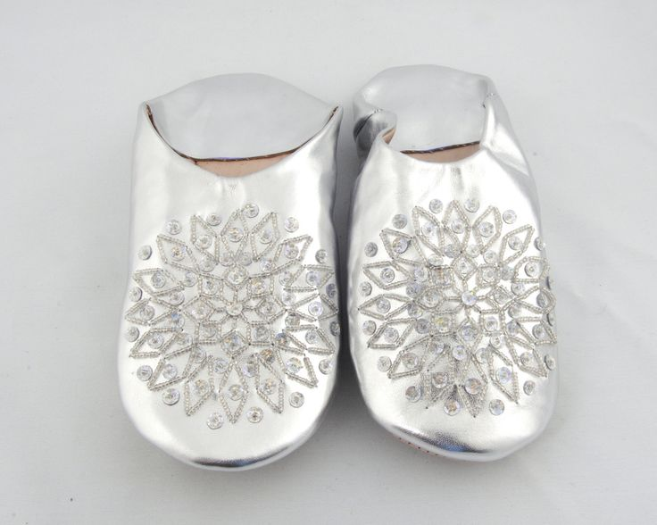 Sparkle Slippers