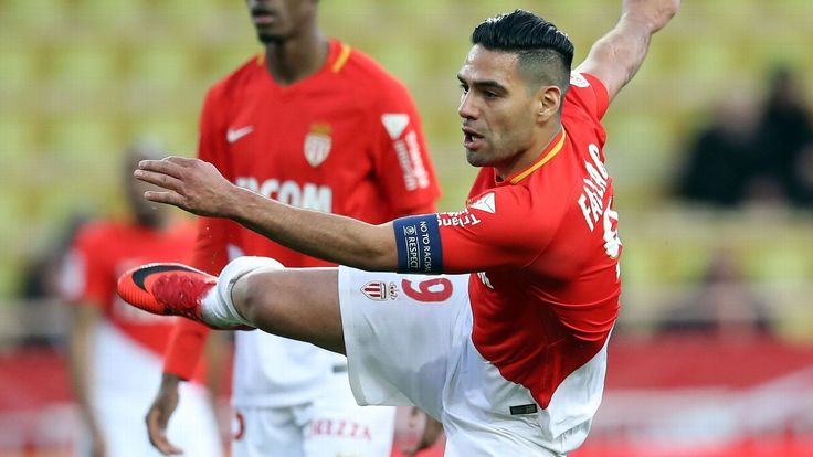Monaco's Radamel Falcao out three to four weeks with thigh injury