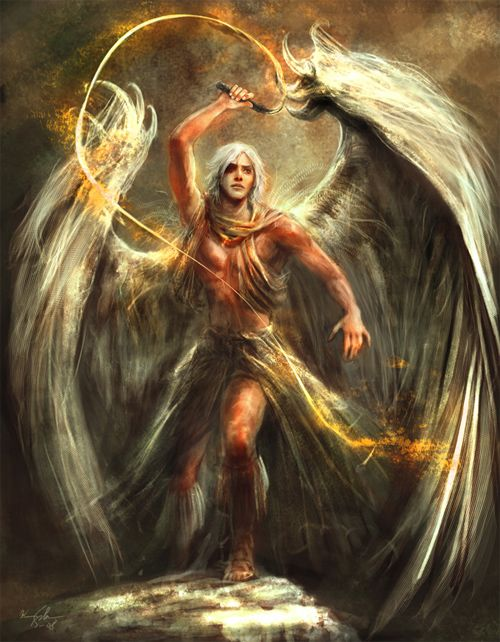 Angel #kirsisalonen