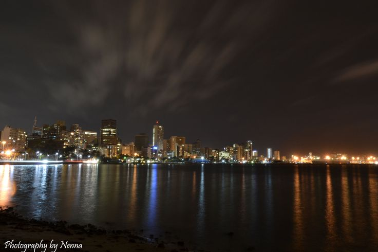 Durban from Wilsons wharf....